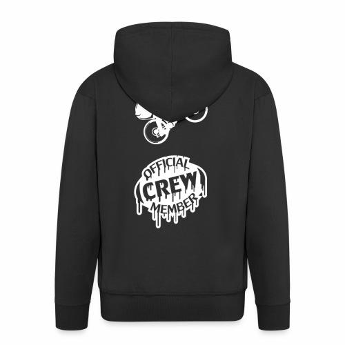 For Crew Member - Männer Premium Kapuzenjacke