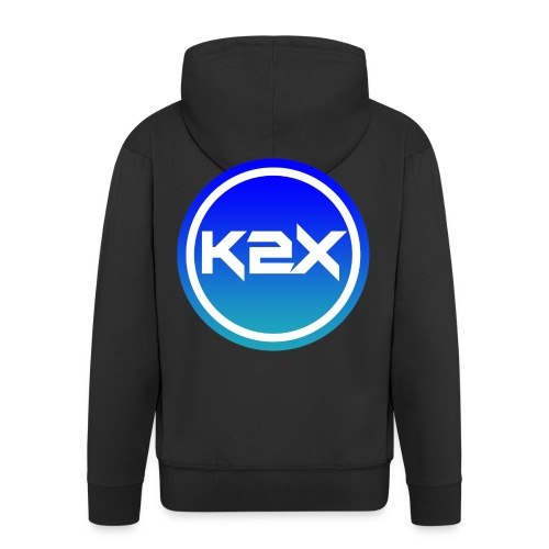 K2X - Men's Premium Hooded Jacket