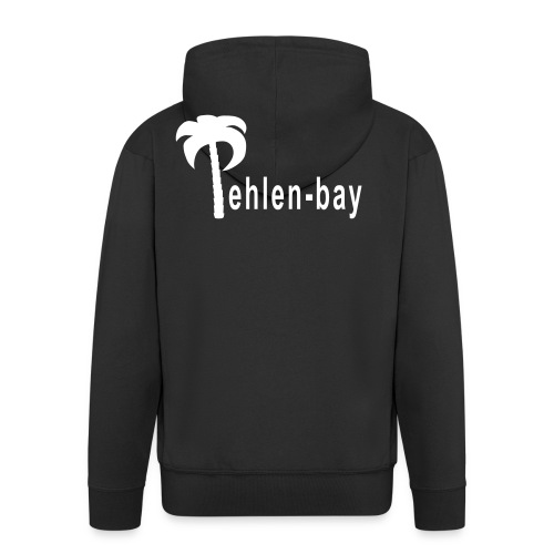 pehlenbay logo - Männer Premium Kapuzenjacke
