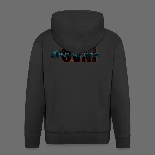 invaders logo V2 - Veste à capuche Premium Homme