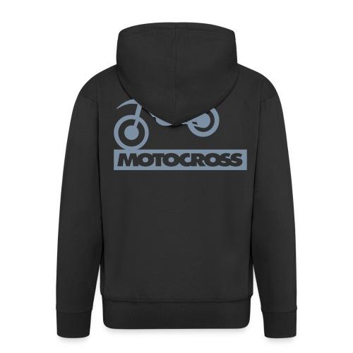 Motocross 2 - Männer Premium Kapuzenjacke