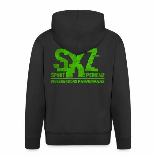 Logo S2 - Veste à capuche Premium Homme