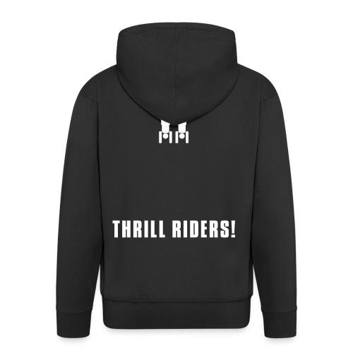 Thrill riders! - Männer Premium Kapuzenjacke