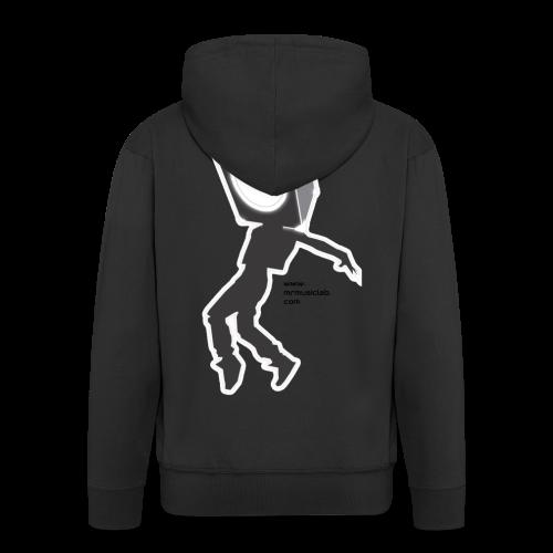Subwoofer dancing MrMl - Chaqueta con capucha premium hombre