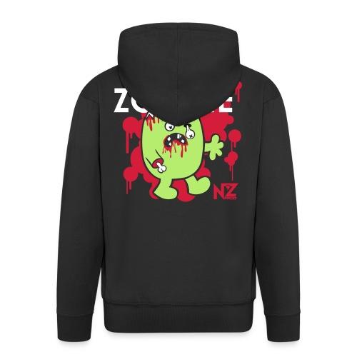 mr zombie - Veste à capuche Premium Homme