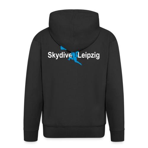 Skydive Leipzig - Männer Premium Kapuzenjacke