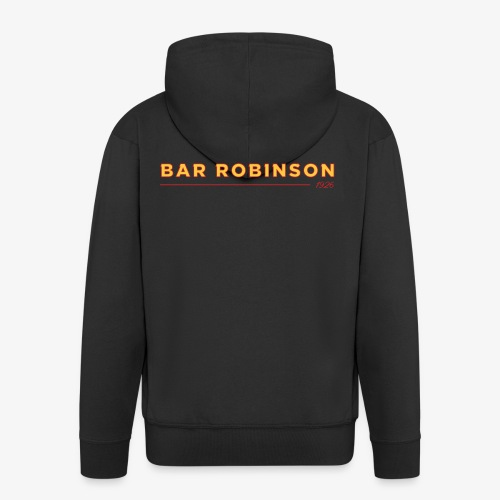 Bar Robinson 1926 - Men's Premium Hooded Jacket