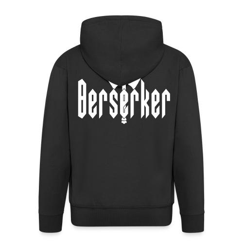 Berserker - Männer Premium Kapuzenjacke