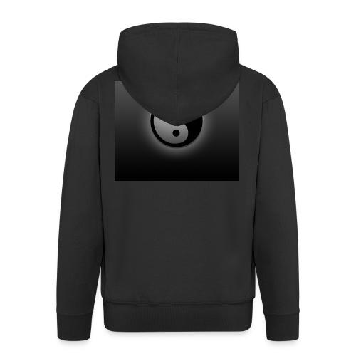 Ying yang - Chaqueta con capucha premium hombre