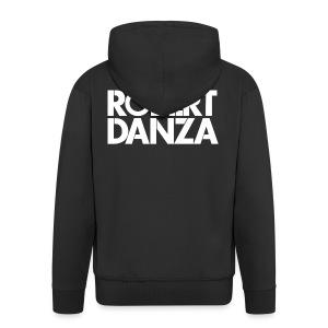 Robert Danza T-shirt - Mannenjack Premium met capuchon
