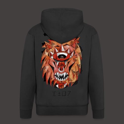 lion original - Veste à capuche Premium Homme