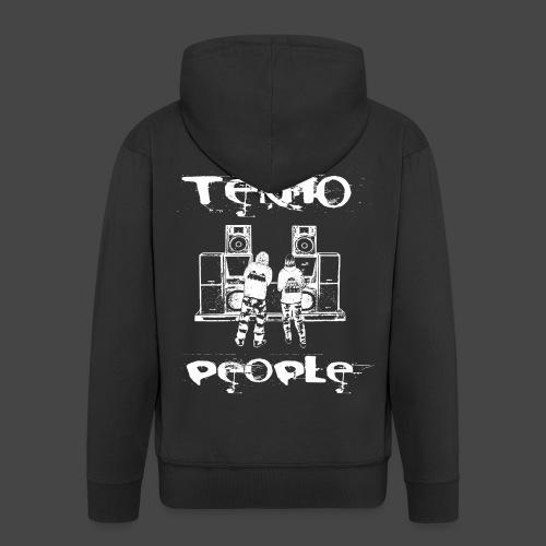 personnes Tekno - Veste à capuche Premium Homme