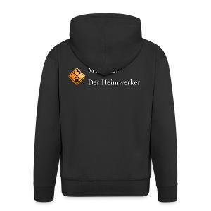 M1Molter - Der Heimwerker - Männer Premium Kapuzenjacke