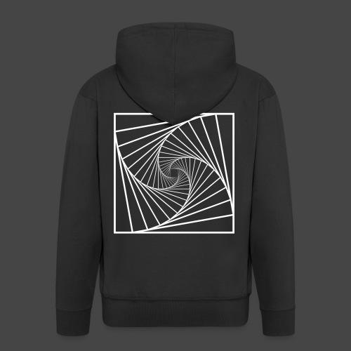 spirale 23 - Veste à capuche Premium Homme