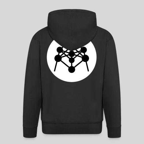 Atomium - Veste à capuche Premium Homme