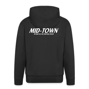 Midtown - Men's Premium Hooded Jacket