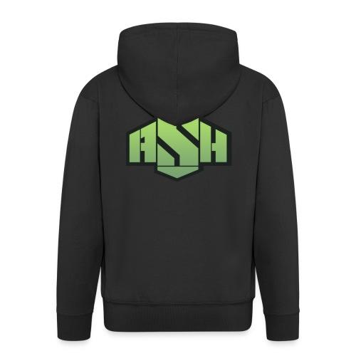 SxAshHowl,s Youtube merch - Men's Premium Hooded Jacket