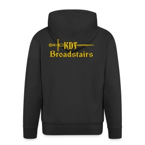 KDF Broadstairs - Men's Premium Hooded Jacket