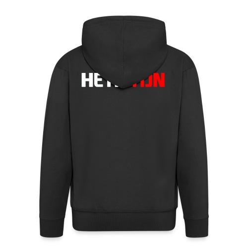 HetIsTijn - Mannenjack Premium met capuchon