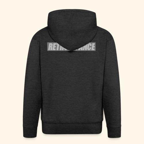 Retro Stance - Men's Premium Hooded Jacket