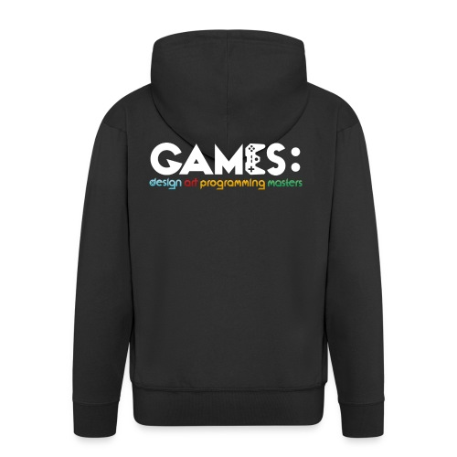 GAMES:ALL - Men's Premium Hooded Jacket