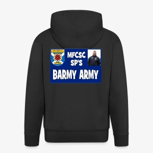Barmy Army - Men's Premium Hooded Jacket