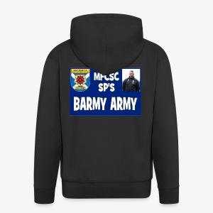 Barmy Army - Men's Premium Hooded Jacket