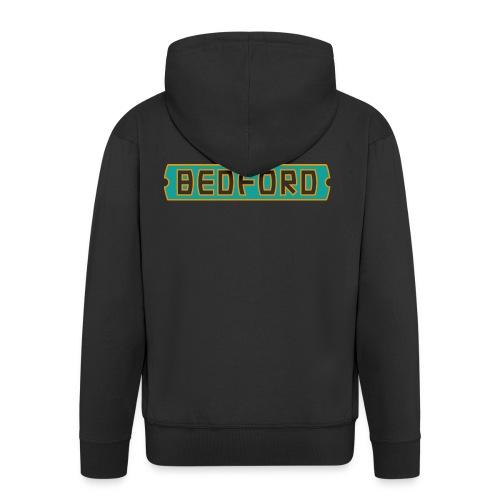 bedford logo - Männer Premium Kapuzenjacke