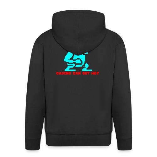 Roaming Thomas - Men's Premium Hooded Jacket
