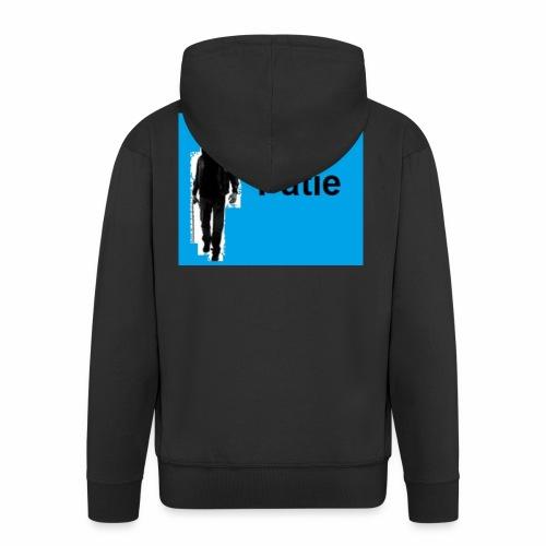 Patie - Männer Premium Kapuzenjacke