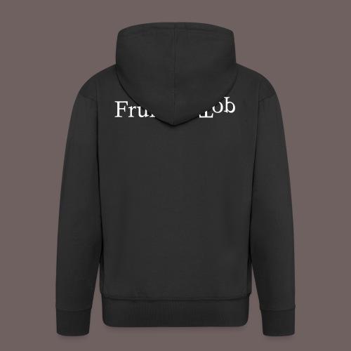 GBIGBO zjebeezjeboo - Fleur - Fruit [FlexPrint] - Veste à capuche Premium Homme