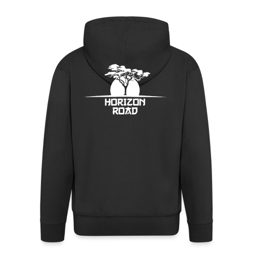 Horizon Road - Men's Premium Hooded Jacket