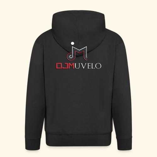 Djmlogo - Men's Premium Hooded Jacket