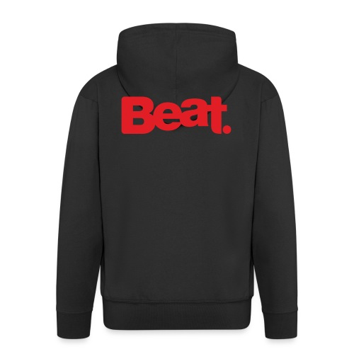 Beat Mug - Men's Premium Hooded Jacket