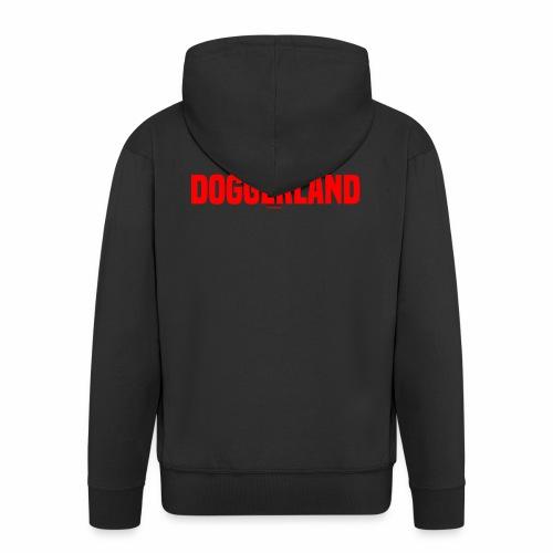 Doggerland - Mannenjack Premium met capuchon