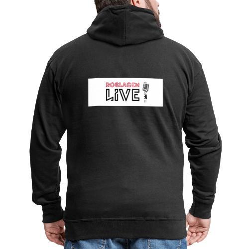 Roslagen Live - Premium-Luvjacka herr