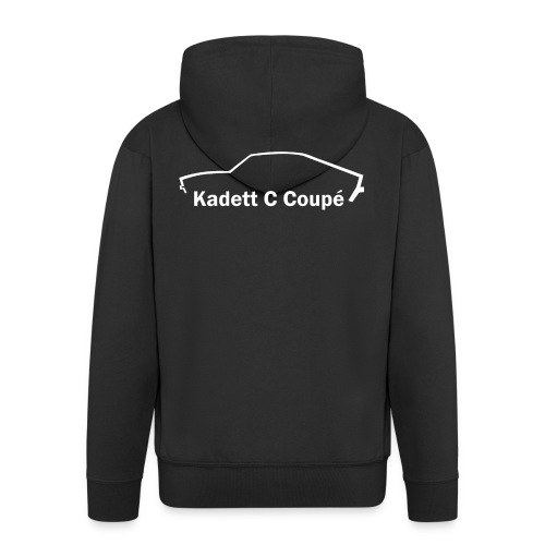 Kadett C QP Coupe - Männer Premium Kapuzenjacke
