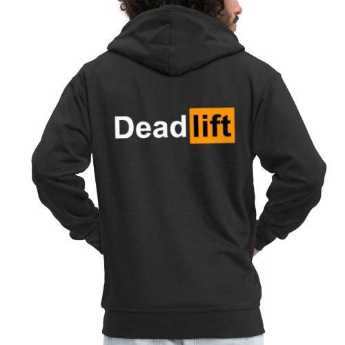 DeadLift X - Veste à capuche Premium Homme