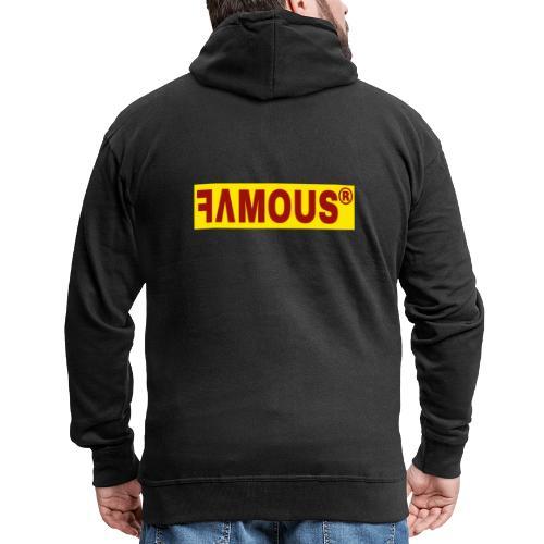 Famous v2 Design - Veste à capuche Premium Homme