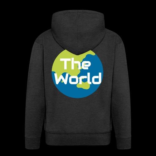 The World Earth - Herre premium hættejakke