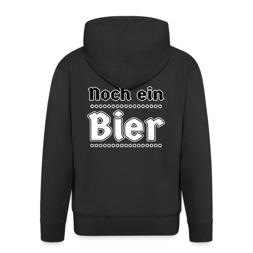 Oktoberfest - Noch ein Bier - Männer Premium Kapuzenjacke