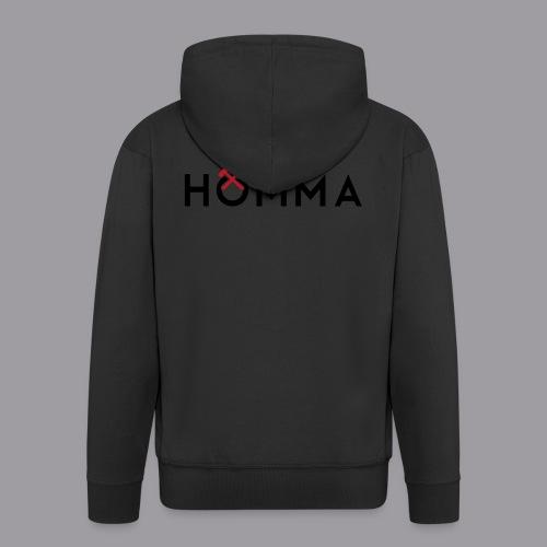 HÖMMA - Männer Premium Kapuzenjacke