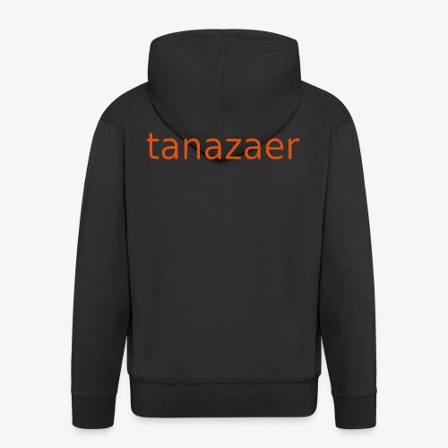 tanazaer - Herre premium hættejakke