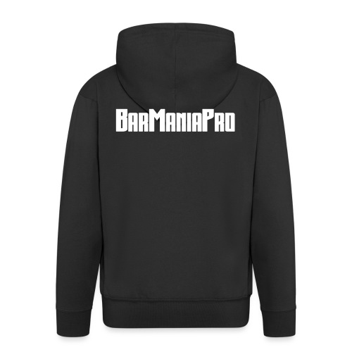 BarManiaPro - Men's Premium Hooded Jacket