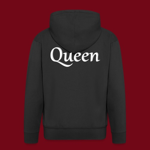 Queen - Männer Premium Kapuzenjacke