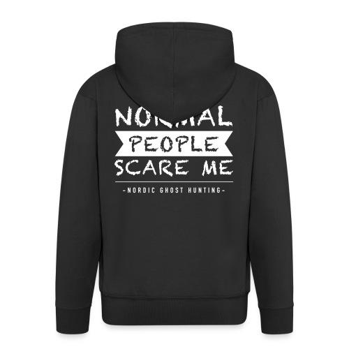Normal people scare me - Premium-Luvjacka herr