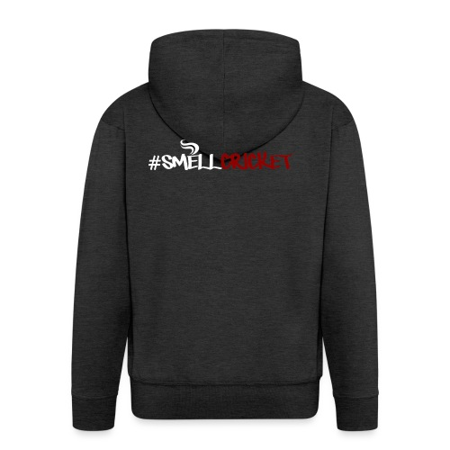 SmellCricket16 - Men's Premium Hooded Jacket