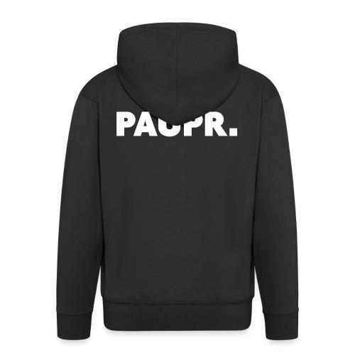 PAUPR. - Mannenjack Premium met capuchon