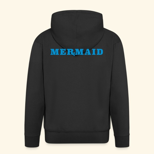 Mermaid logo - Premium-Luvjacka herr