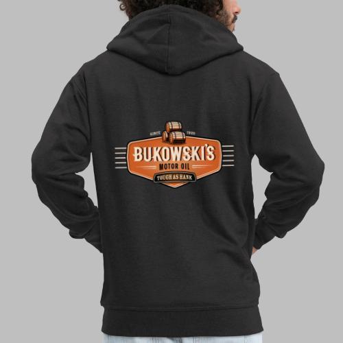 Bukowski's Motor Oil - Männer Premium Kapuzenjacke